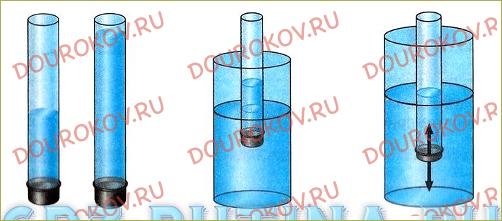 §39. Давление в жидкости и газе - 7